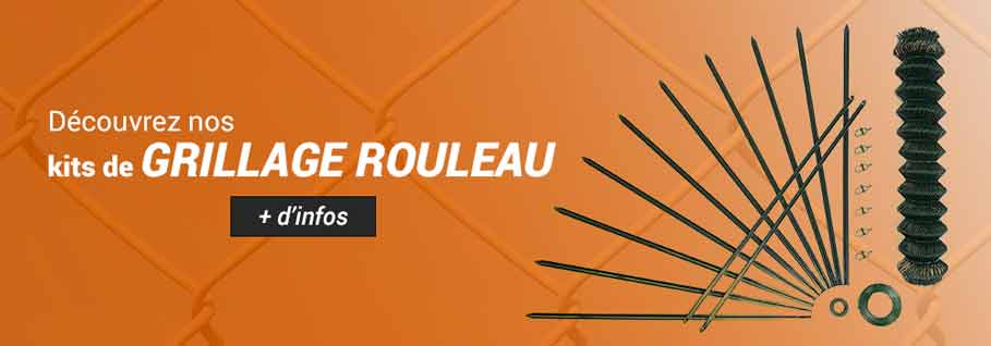 Home Small Promo Kit Grillage Rouleaux Qual 15