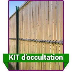Kit D'occultation