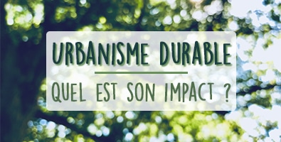 Couverture - Urbanisme durable